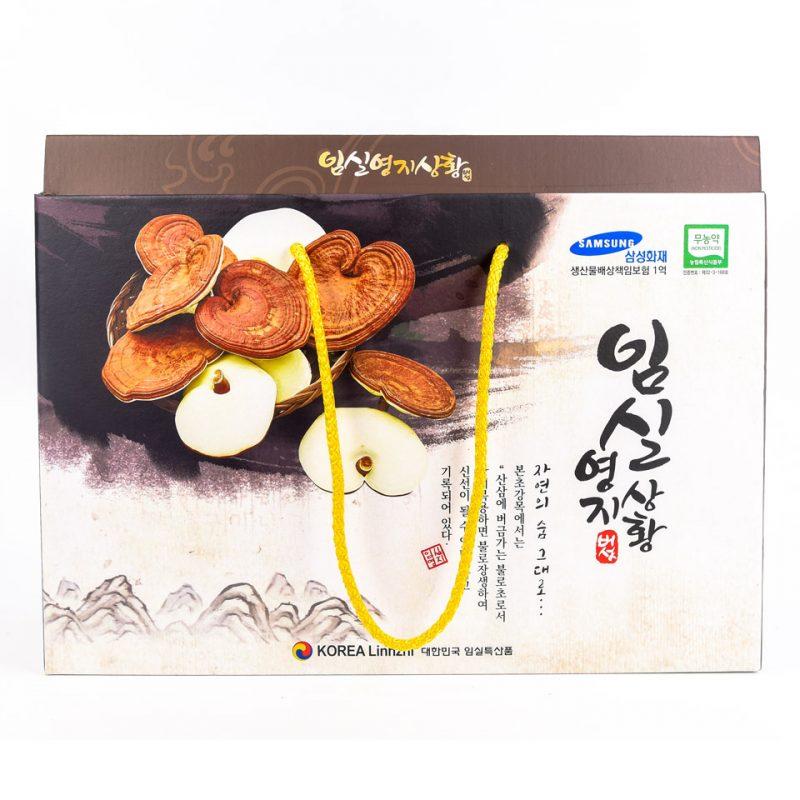Nấm linh chi Imsil Nonghuyp cao cấp Hàn quốc